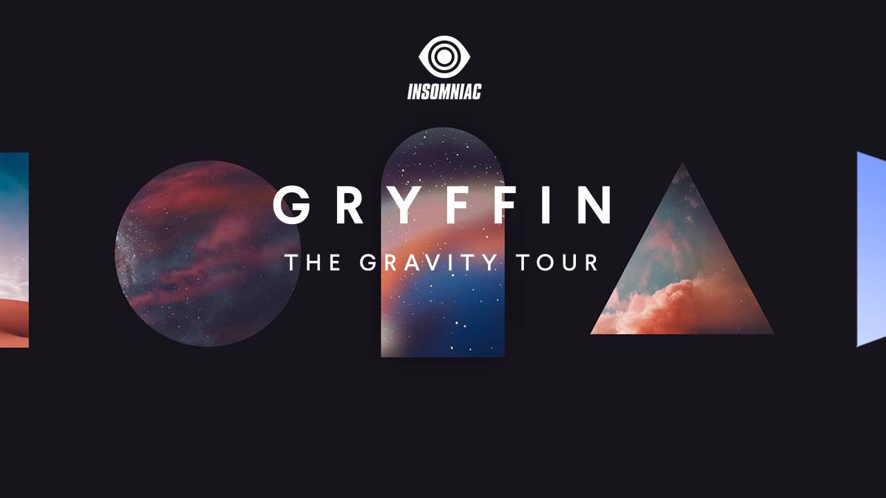 Stream GRYFFIN at The Hollywood Palladium LIVE on LiveXLive
