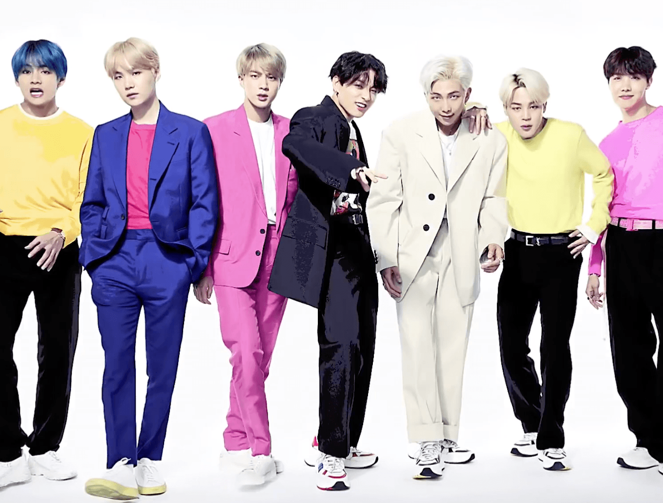 Stream iHeartRadio LIVE with BTS LIVE on LiveXLive - Premium Live Music