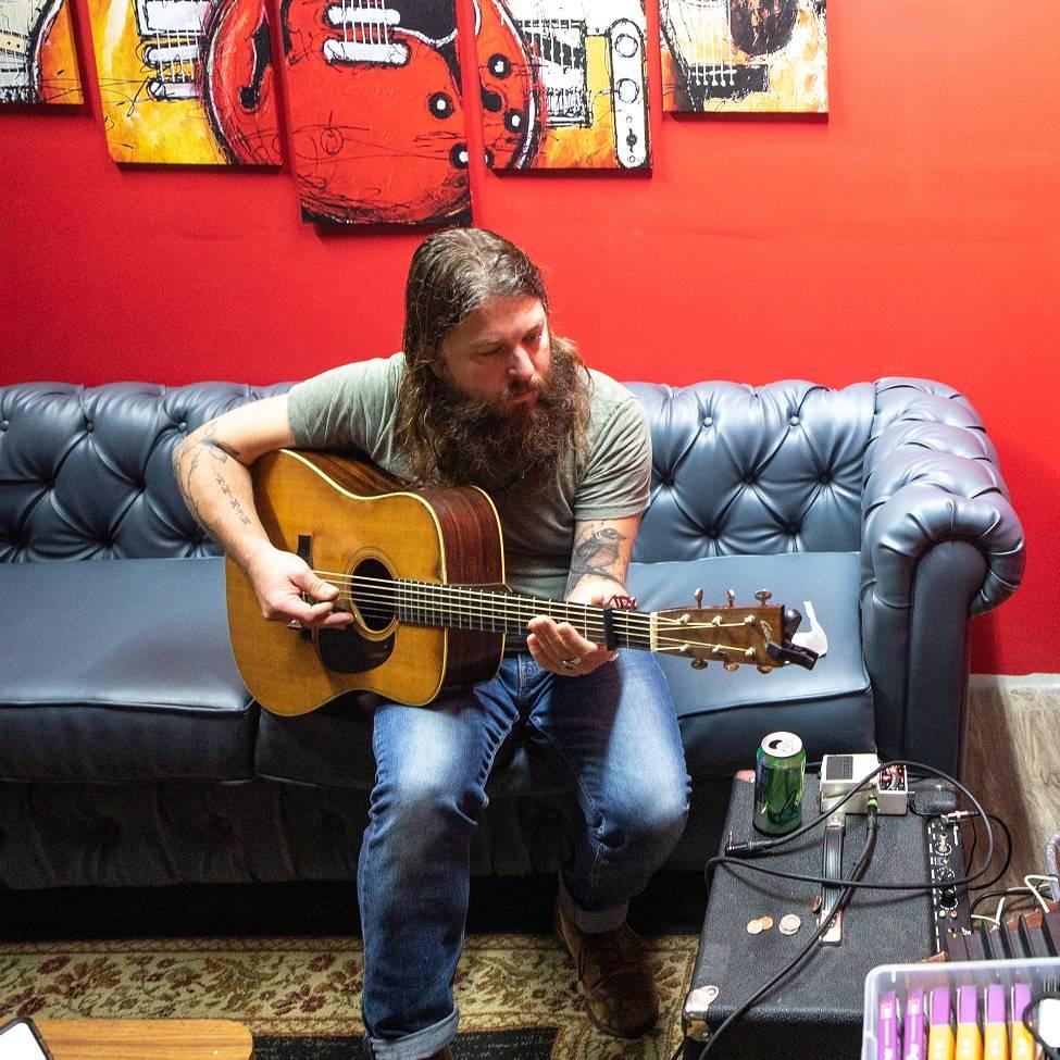 Paul Hoffman & Dave Bruzza (Greensky Bluegrass)
