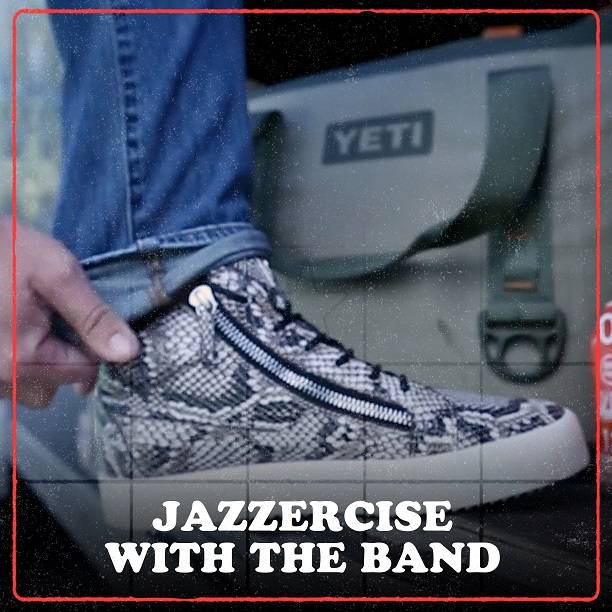 Jazzercise Class w/ The Band
