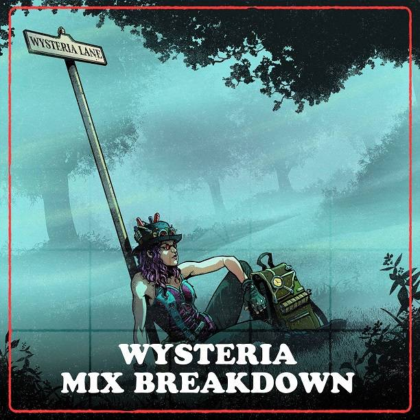 Mixing Breakdown 'Wysteria Lane' Single