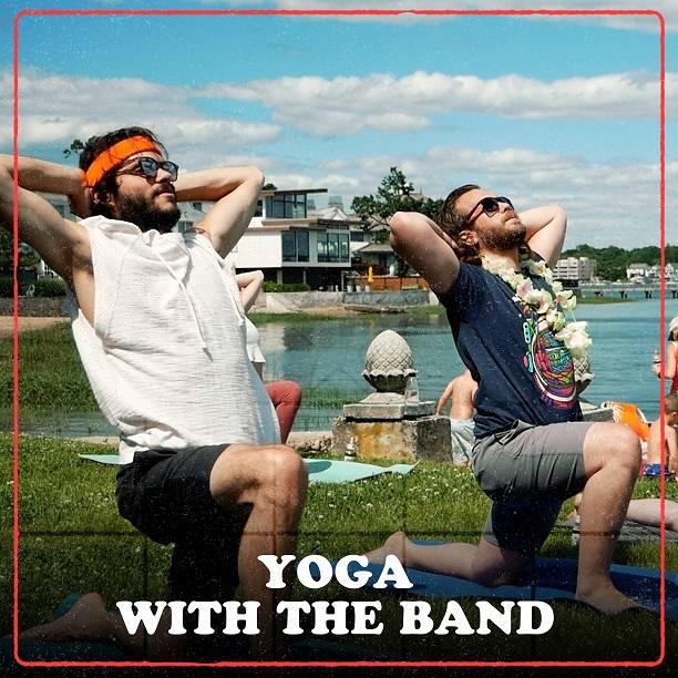 Yoga w/ The Band